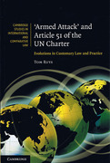 Cover of 'Armed Attack' and Article 51 of the UN Charter: Evolutions in Customary Law and Practice