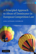 Cover of Principled Approach to Abuse of Dominance in European Competition Law