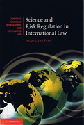 Cover of Science and Risk Regulation in International Law