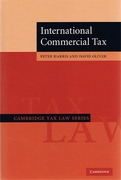 Cover of International Commercial Tax