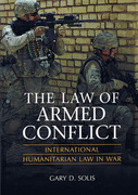 Cover of Law of Armed Conflict: International Humanitarian Law in War