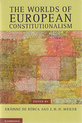 Cover of The Worlds of European Constitutionalism