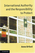 Cover of International Authority and the Responsibility to Protect