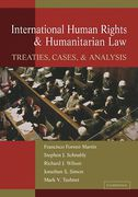 Cover of International Human Rights and Humanitarian Law: Treaties, Cases & Analysis