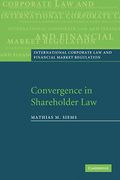 Cover of Convergence in Shareholder Law