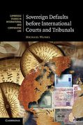 Cover of Sovereign Defaults before International Courts and Tribunals