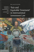 Cover of Fair and Equitable Treatment in International Investment Law