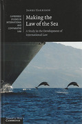 Cover of Making the Law of the Sea: A Study in the Development of International Law
