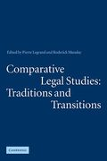 Cover of Comparative Legal Studies: Traditions and Transitions