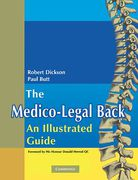 Cover of The Medico-Legal Back: An Illustrated Guide