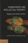 Cover of Human Rights and Intellectual Property: Mapping the Global Interface
