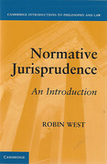 Cover of Normative Jurisprudence: An Introduction