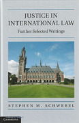 Cover of Justice in International Law: Further Writings