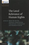 Cover of The Local Relevance of Human Rights