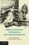 Cover of Failures of American Civil Justice in International Perspective: International Insights