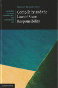 Cover of Complicity and the Law of State Responsibility