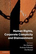 Cover of Human Rights, Corporate Complicity and Disinvestment