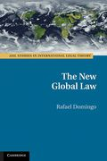 Cover of The New Global Law