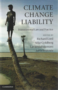 Cover of Climate Change Liability: Transnational Law and Practice