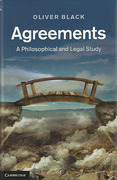 Cover of Agreements: A Philosophical and Legal Study
