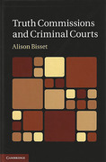 Cover of Truth Commissions and Criminal Courts
