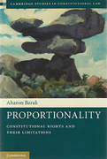 Cover of Proportionality: Constitutional Rights and their Limitations