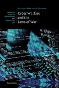 Cover of Cyber Warfare and the Laws of War