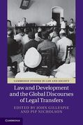 Cover of Law and Development and the Global Discourses of Legal Transfers