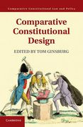 Cover of Comparative Constitutional Design