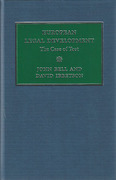 Cover of Comparative Studies in the Development of the Law of Torts in Europe: Volumes 7-9