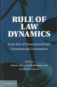 Cover of Rule of Law Dynamics: In an Era of International and Transnational Governance