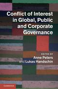 Cover of Conflict of Interest in Global, Public and Corporate Governance