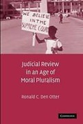 Cover of Judicial Review in an Age of Moral Pluralism