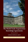 Cover of The World Trade Organization Knowledge Agreements