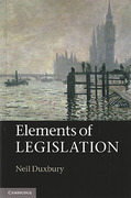 Cover of Elements of Legislation