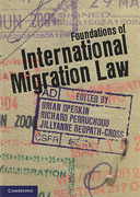 Cover of Foundations of International Migration Law