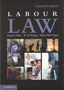 Cover of Law in Context: Labour Law