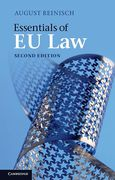 Cover of Essentials of EU Law