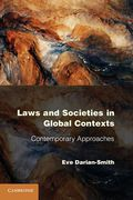 Cover of Laws and Societies: Contemporary Approaches, Global Issues
