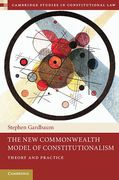 Cover of The New Commonwealth Model of Constitutionalism