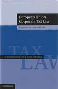 Cover of European Union Corporate Tax Law