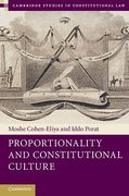 Cover of Proportionality and Constitutional Culture
