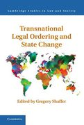 Cover of Transnational Legal Ordering and State Change