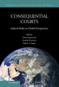 Cover of Consequential Courts: Judicial Roles in Global Perspective