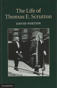 Cover of The Life of Thomas E. Scrutton