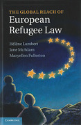 Cover of The Global Reach of European Refugee Law