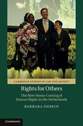 Cover of Rights for Others: The Slow Home-Coming of Human Rights in the Netherlands