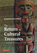 Cover of The Return of Cultural Treasures