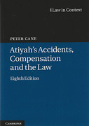 Cover of Law in Context: Atiyah's Accidents, Compensation and the Law
