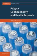 Cover of Privacy, Confidentiality, and Health Research